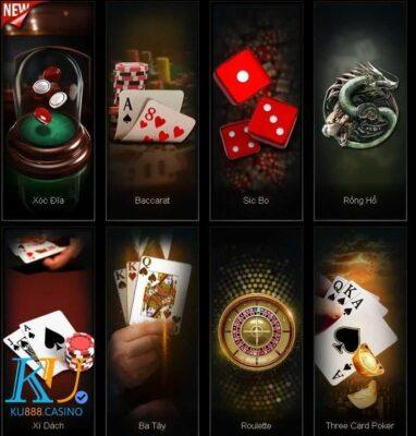 ku888 casino việt nam