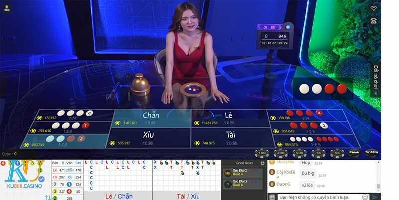 ku casino win